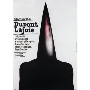 Monsieur Dupont Yves Boisset Lech Majewski Polnische Filmplakate