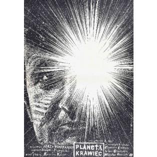 Planet Tailor Jerzy Domaradzki Lech Majewski Polnische Filmplakate