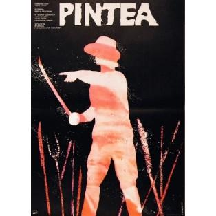 Pintea Eiserne Faust Mircea Moldovan Jacek Neugebauer Polnische Filmplakate