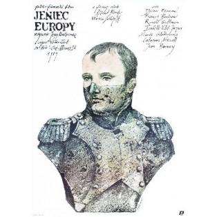 Gefangene von Sankt Helena Jerzy Kawalerowicz Andrzej Pągowski Polnische Filmplakate