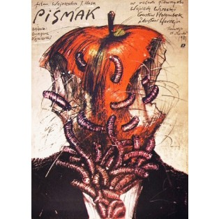 Kunstschreiber Wojciech Has Andrzej Pągowski Polnische Filmplakate