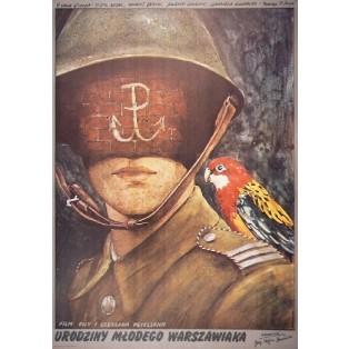 Geburtstag Andrzej Pągowski Polnische Filmplakate
