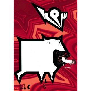 Wie geht's? Bogna Otto-Wegrzyn Polnische Plakate