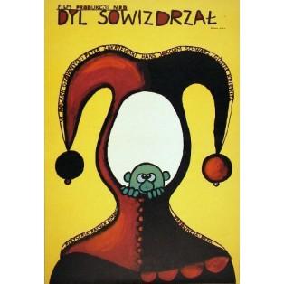 Till Eulenspiegel Rainer Simon Bohdan Butenko Polnische Filmplakate