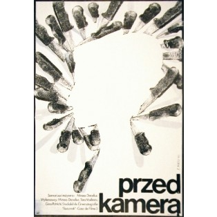 Mikrophonprobe Mircea Daneliuc Jaime Carlos Nieto Polnische Filmplakate