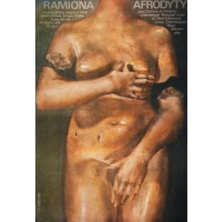 Arme der Venus Mircea Dragan Jaime Carlos Nieto Polnische Filmplakate