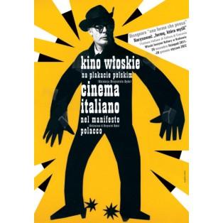 Italienisches Kino Elżbieta Chojna Polnische Plakate