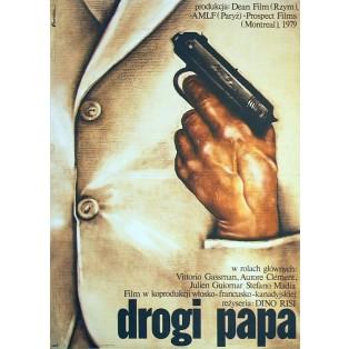 Dear Papa Elżbieta Procka Polnische Filmplakate