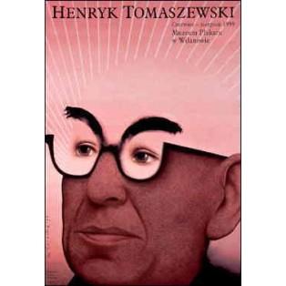 Henryk Tomaszewski Wiesław Rosocha Polnische Ausstellungsplakate