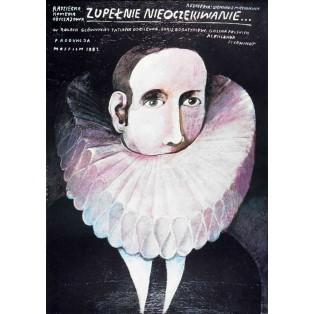 V Wiktor Sadowski Polnische Filmplakate
