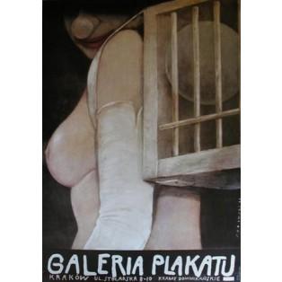 Plakatgalerie Krakau Wiktor Sadowski Polnische Plakate