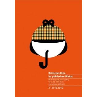 Britisches Kino im polnischen Plakat Joanna Górska Jerzy Skakun Polnische Ausstellungsplakate