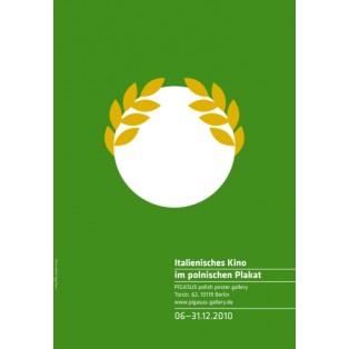 Italienisches Kino im polnischen Plakat Joanna Górska Jerzy Skakun Polnische Ausstellungsplakate
