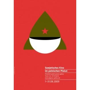 Sowjetisches Kino im polnischen Plakat Joanna Górska Jerzy Skakun Polnische Ausstellungsplakate