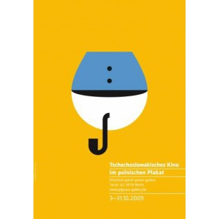 Tschechoslowakisches Kino im polnischen Plakat Joanna Górska Jerzy Skakun Polnische Ausstellungsplakate