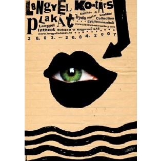 Lengyel Plakat Kortars Monika Starowicz Polnische Ausstellungsplakate