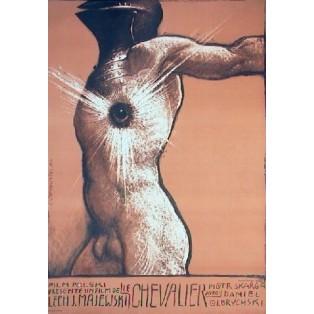 Ritter Lech Majewski Franciszek Starowieyski Polnische Filmplakate