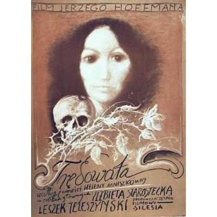 Nicht standesgemäß Jerzy Hoffman Franciszek Starowieyski Polnische Filmplakate
