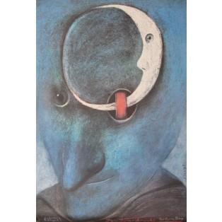 Herr Twardowski Stasys Eidrigevicius Polnische Opernplakate