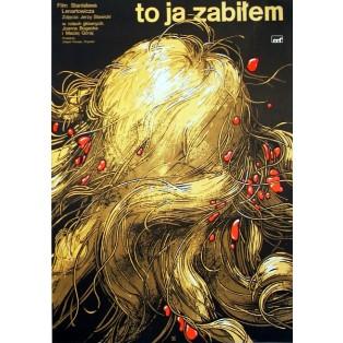 Ich habe getötet Stanisław Lenartowicz Waldemar Świerzy Polnische Filmplakate
