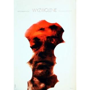 Befreiung Waldemar Świerzy Polnische Theaterplakate