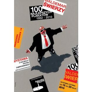 Waldemar Świerzy 100 beste Plakate Waldemar Świerzy Polnische Ausstellungsplakate