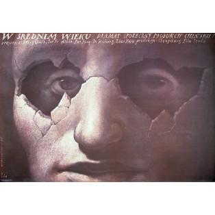 Ärztin Qimin Wang Wiesław Wałkuski Polnische Filmplakate