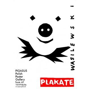 Mieczysław Wasilewski Plakate Mieczysław Wasilewski Polnische Ausstellungsplakate