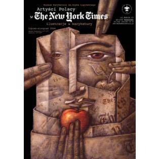 Polnische Künstler in The New York Times Leszek Wiśniewski Polnische Ausstellungsplakate