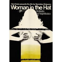 Frau mit dem Hut