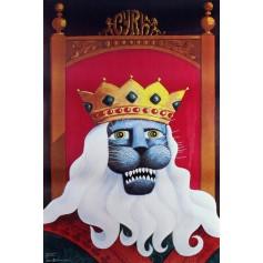 Zirkus Löwe König
