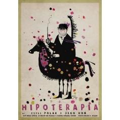 Hipotherapie, oder der Pole und sein Pferd