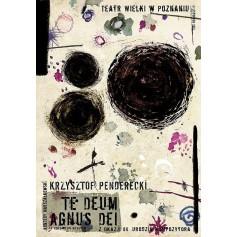 Krzysztof Penderecki Te Deum, Agnus Dei