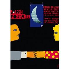 Polnisches Kunstplakat – Ausstellung im Europaparlament