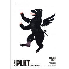 Plakat Tomasz Kipka