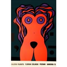 Poster Galerie Florian Zieliński