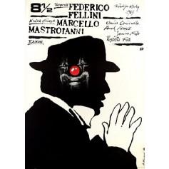 Achteinhalb Federico Fellini 8,5