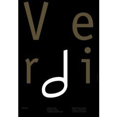 Verdi - plakaty do oper Giuseppe Verdiego
