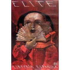 Elite - Spanischer Buchladen