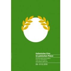 Italienisches Kino im polnischen Plakat