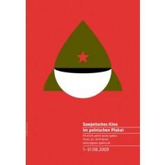 Sowjetisches Kino im polnischen Plakat