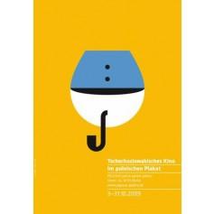 Tschechoslowakisches Kino im polnischen Plakat