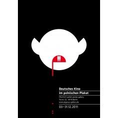 Deutsches Kino im polnischen Plakat