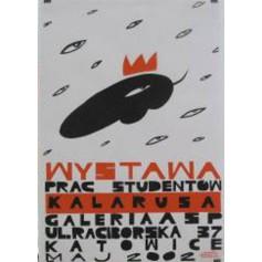 Ausstellung der Arbeiten von Studenten des Prof. Kalarus