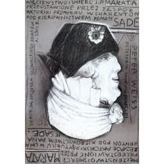 Märtyrium und Tod des J.P. Marat