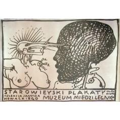 Starowieyski - Poster, Muzeum Miedzi