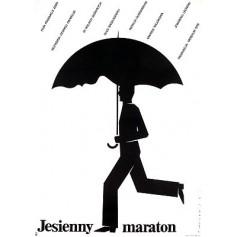 Marathon im Herbst Georgi Daneliya