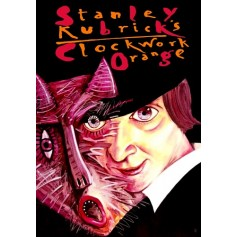Clockwork Orange Stanley Kubrick