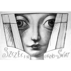 Szczecin Fenster zur Welt