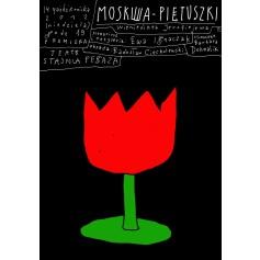 Moskau-Petuschki Wenedikt Jerofejew